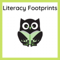 Literacy Footprints